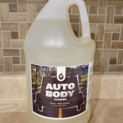 Higley Auto Body Cleaner
