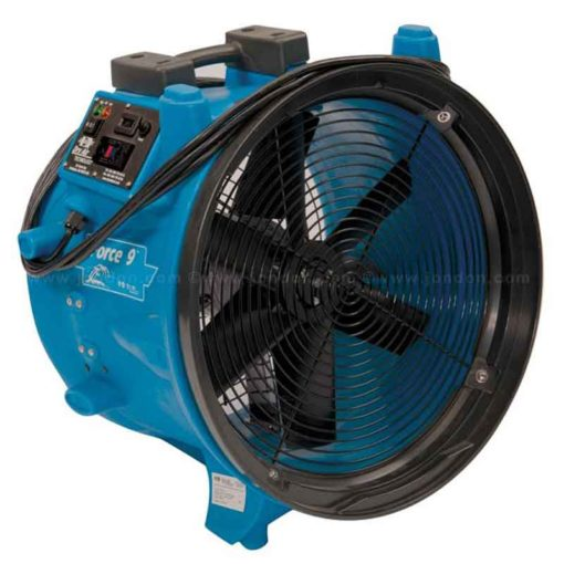Rental Industrial Floor Fan