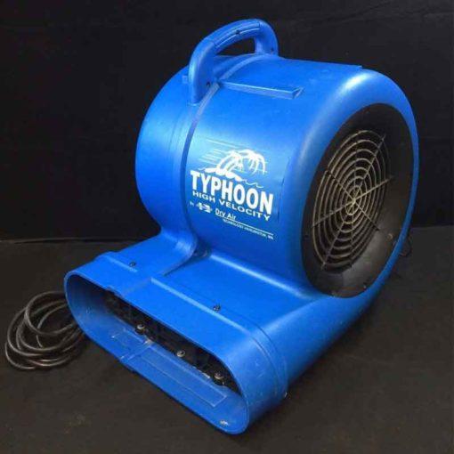 Rental Industrial Floor Fan
