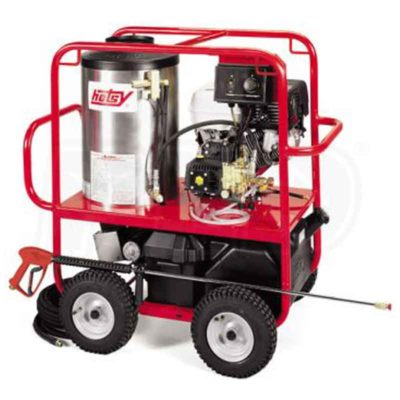 Rental Hot Water Pressure Washer