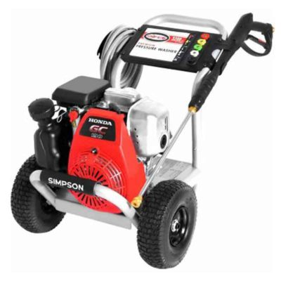 Rental Pressure Washer 3100psi
