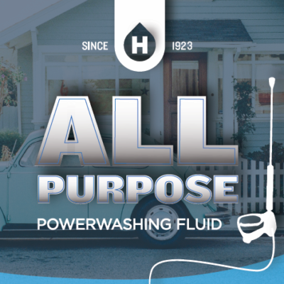 Higley All Purpose Power Washing Fluid