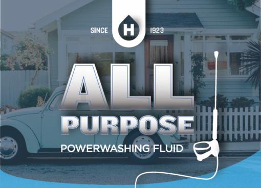 Higley All Purpose Power Washing Fluid