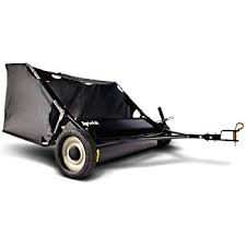 rental lawn sweeper